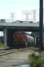 BNSF 2797
